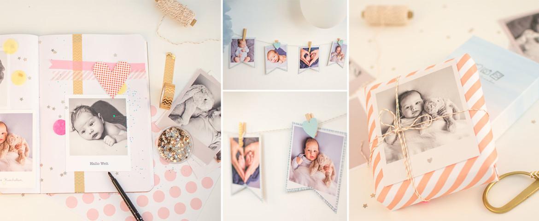 5 diy ideen f r ihre sch nsten baby fotos. Black Bedroom Furniture Sets. Home Design Ideas
