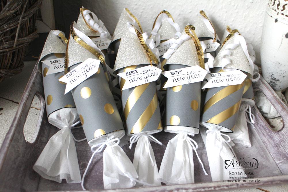 Basteln Silvester 9 tolle deko ideen zum nachbasteln für ihre silvesterparty